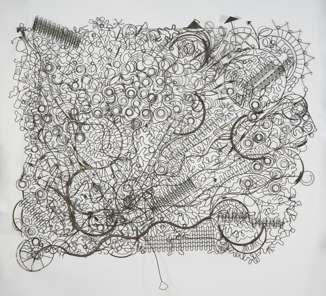 , 'Chaos,' 2011, Denise Bibro Fine Art