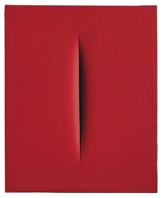 , 'Concetto Spaziale, Attesa,' 1967, Ben Brown Fine Arts