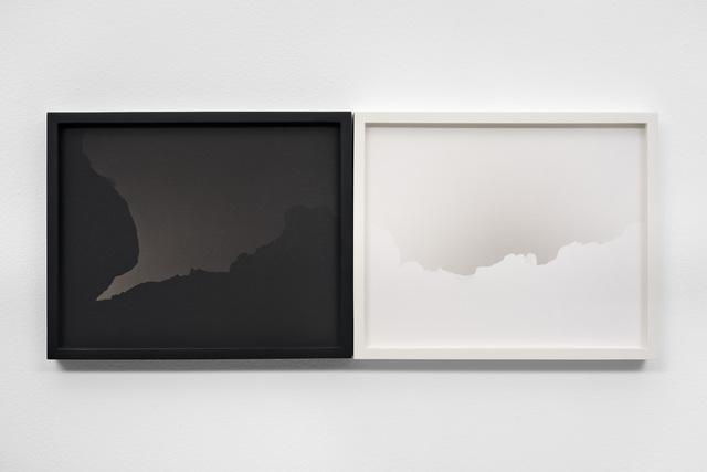 Scott B. Davis, 'Ridge, Anza-Borrego Desert', 2018, EUQINOM Gallery