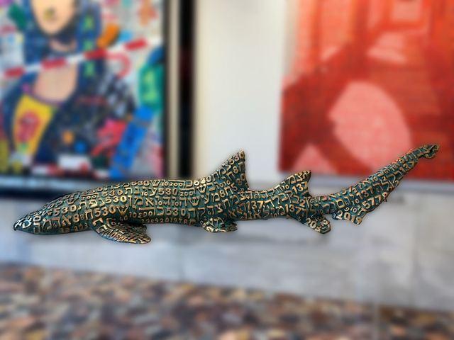 , 'Karish Ceviatan Pescecane,' 2019, Sist'Art