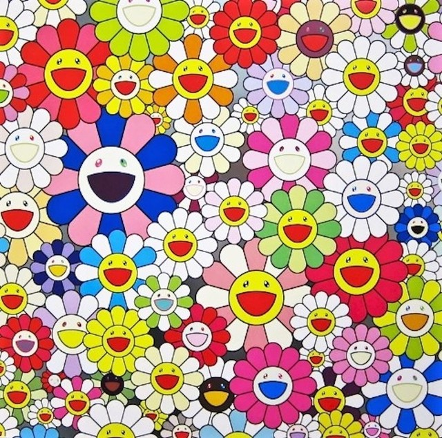 Takashi Murakami, 'Such Cute Flowers', 2010, michael lisi / contemporary art