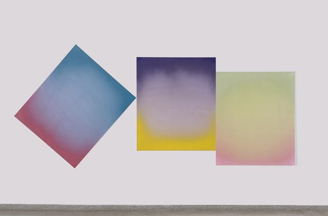 , 'Pyły,' 2017, Wizytująca Gallery