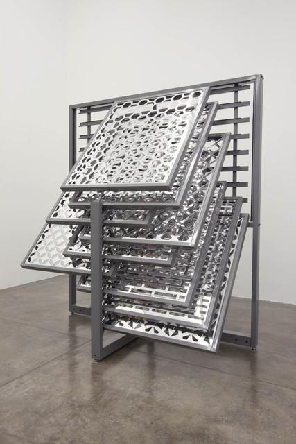 , 'Mostruário (acrilico-espelho) [Showcase (acrylic-mirror)] from the series Materiais de Construção [Construction Materials],' 2012, Pera Museum