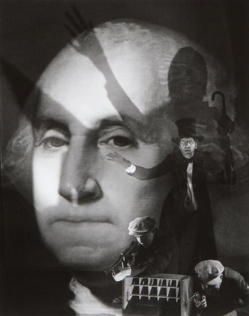 """Edward Steichen, 'Improvisation: """"George Washington""""', Heather James Gallery Auction"""