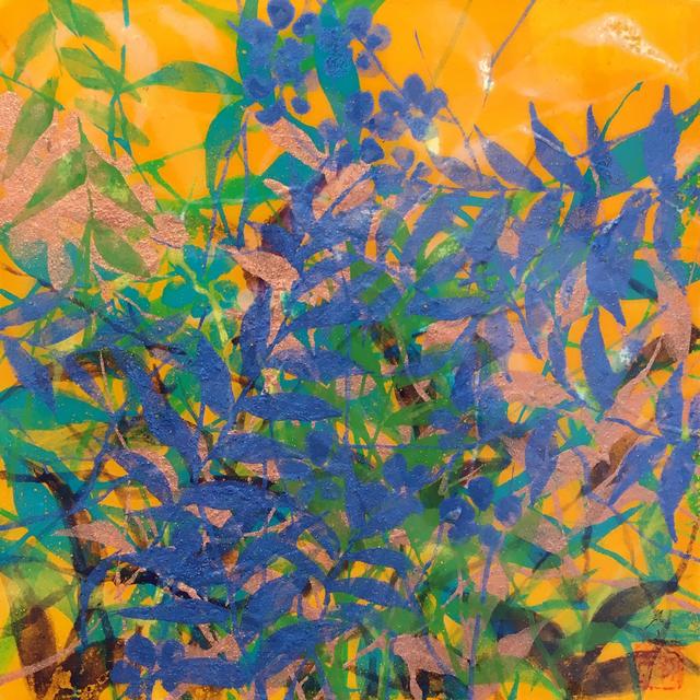 , 'Spring Yellow,' 2018, BoxHeart