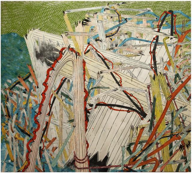 , 'Low tide,' 2012, DANESE/COREY