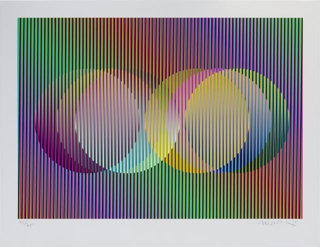 , 'Serie Cardíaca Círculos 2,' 2015, Marion Gallery