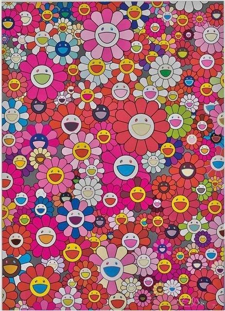 Takashi Murakami, 'AN HOMAGE TO MONOPINK, 1960 A', 2012, Kings Wood Art