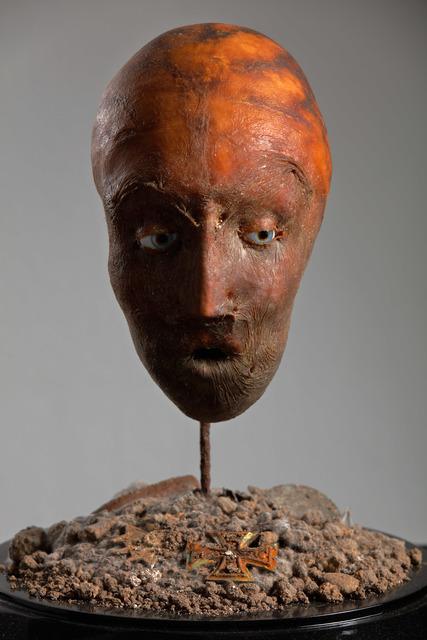 , 'Head II.,' 2017, DSC Gallery