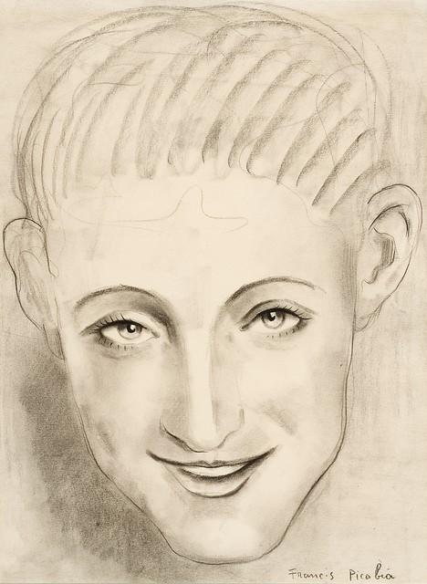 , 'Portrait d'Homme,' 1940, Omer Tiroche Gallery