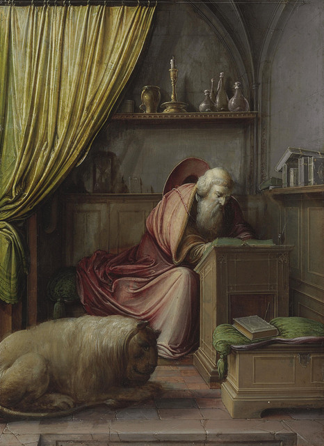 , 'Saint Jerome in his study,' , Christie's Old Masters