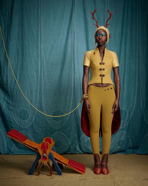 , 'L'acrobata,' 2019, CAMERA WORK