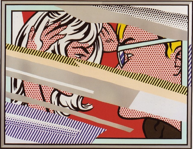 Roy Lichtenstein, 'Reflections Series: Reflections on Conversation', 1990, Coskun Fine Art