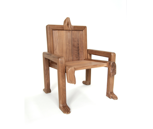 , 'ML Crawl Chair,' 2015, kinder MODERN