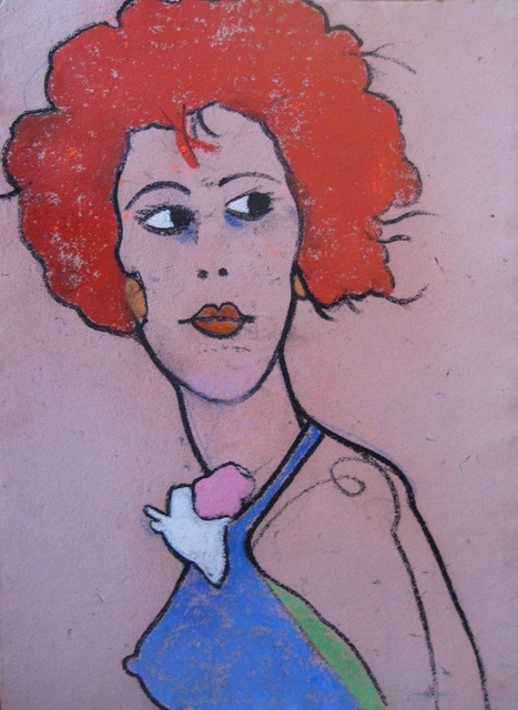 , '(275) Jane Fonda,' 1980-2008, Carrie Haddad Gallery