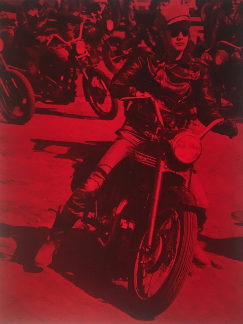 Russell Young, 'Marlon Brando', 2008, Print, Silkscreen in colors on wove paper, Artsy x Capsule Auctions