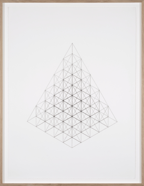 , 'Dessin #1,' 2016, Galerie Laurence Bernard
