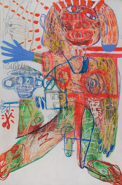 , 'Ma main, c'est ma queue,' 2016, Cavin Morris Gallery