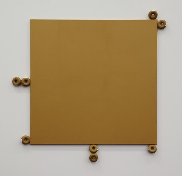 , 'Nameless Entity 4: Caramel,' 2012, Casey Kaplan