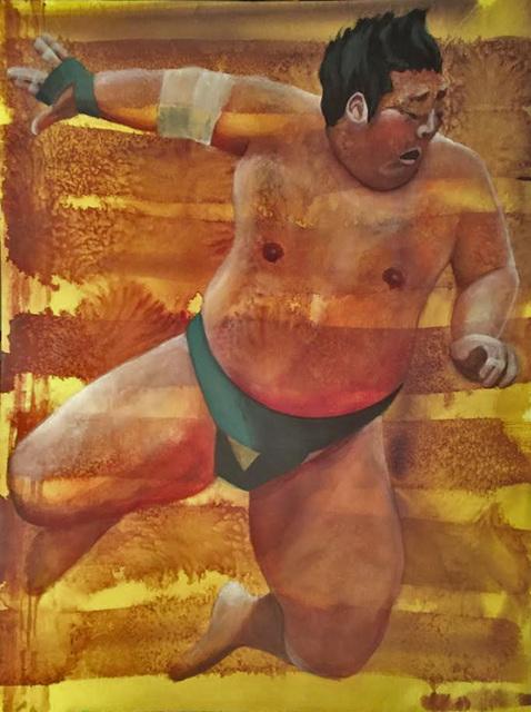 , 'Sumo 19,' 2016, Carter Burden Gallery