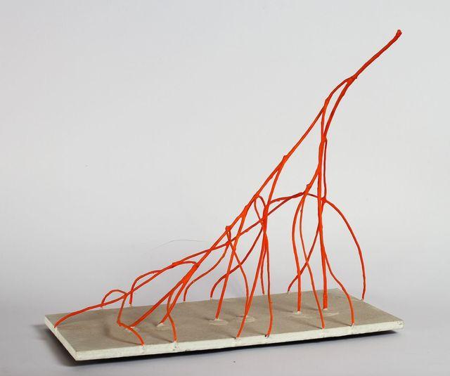 , 'Albero binario rosso,' 1987, Kate Vass Galerie