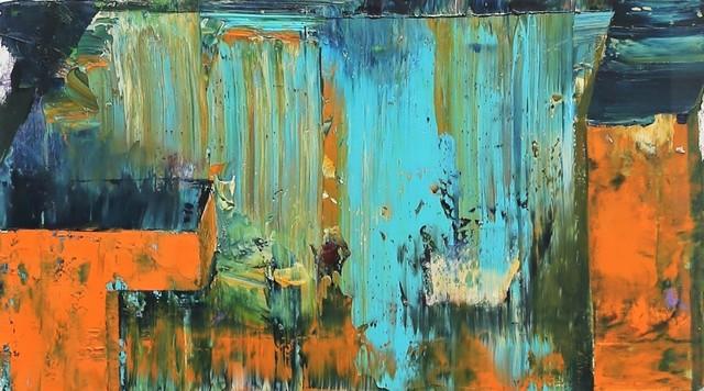 , 'Dam of Water,' 2017, Patrick Heide Contemporary