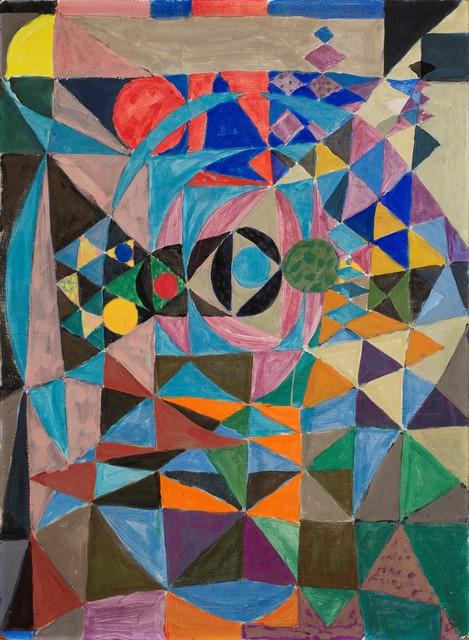 , 'Drakar (Kites),' 1948, CFHILL