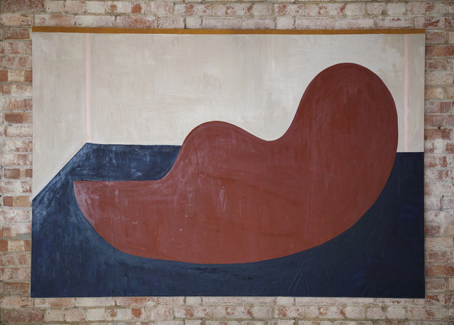 Mattea Perrotta, 'Mattea Perrotta Bed stools and time clocks/ part 2', 2020 , Painting, Oil on canvas, LAMB Arts