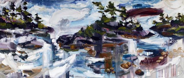 , 'West Coast,' 2017, Bau-Xi Gallery