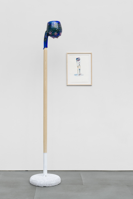 , 'Cooling system 2 (b) (for global warming),' 2017, carlier | gebauer