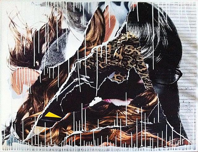 , 'En el pelo no,' 2015, Galería Hilario Galguera