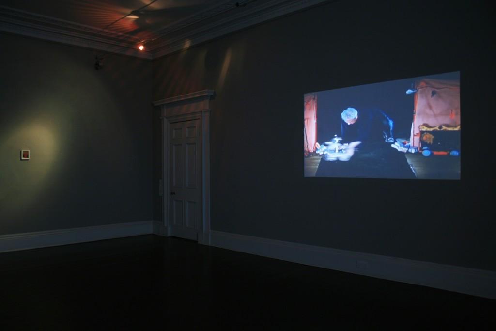 Installation view of and per se and: XVII - Frank Walter & Alexander Calder Ingleby, Edinburgh (25 October - 4 November)