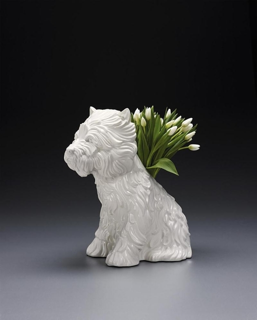 , 'Puppy Vase,' 1998, Frank Fluegel Gallery