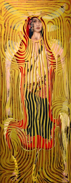 , 'Manifesto Art Raw I,' 2015, GVCC