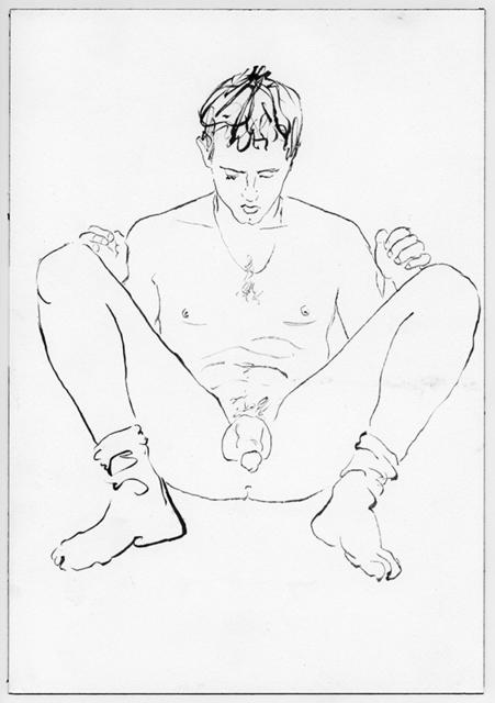 , 'Ed Socks,' 2001, Freymond-Guth Fine Arts Ltd.