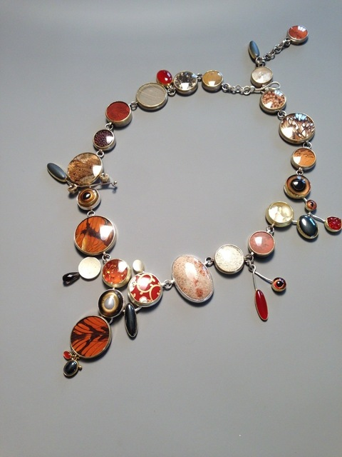 , 'Pigment neckpiece,' 2014, Gallery Loupe