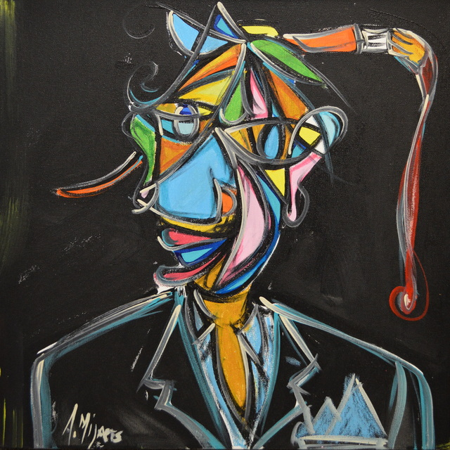 , 'Wooo,' 2014, Peerless Arts