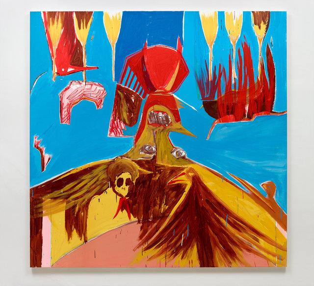 , 'Like a ship,' 2018/19, Galerie Kornfeld