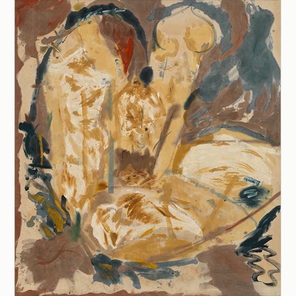 , 'Giralda,' 1956, Helen Frankenthaler Foundation