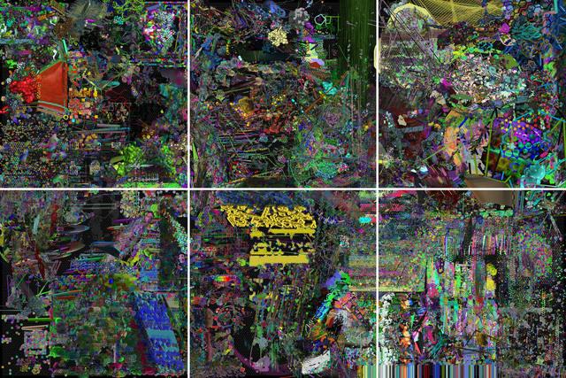 , 'sdof_drag_scale,' 2011, Winkleman Gallery