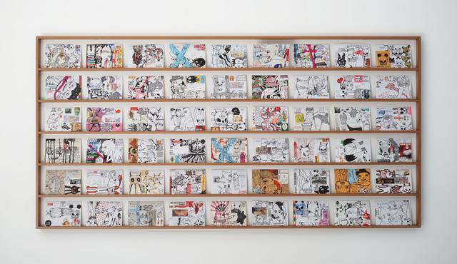 Eddie Hara, 'Postcard From The Alps Series #2', 2003-2014, Nadi Gallery