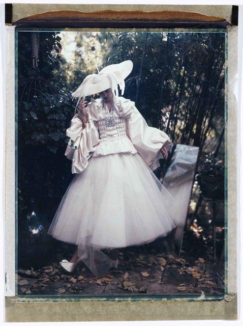 """, '""""L'oiseau de paradis"""" – Haute Couture Christian Dior,' 2007, Hamiltons Gallery"""