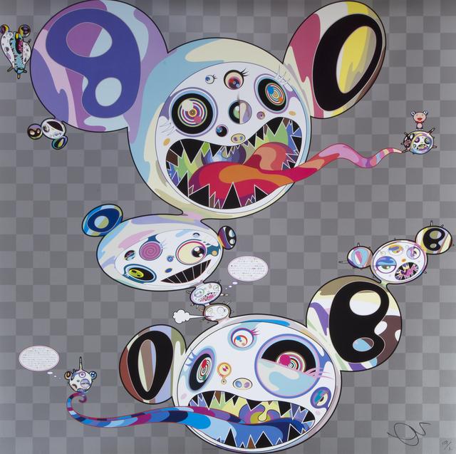 Takashi Murakami, 'Parallel Universe', 2014, Julien's Auctions