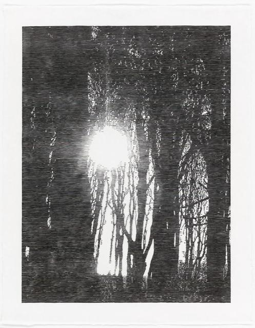 , 'Nordlicht - 6.00pm,' 2018, Alan Cristea Gallery