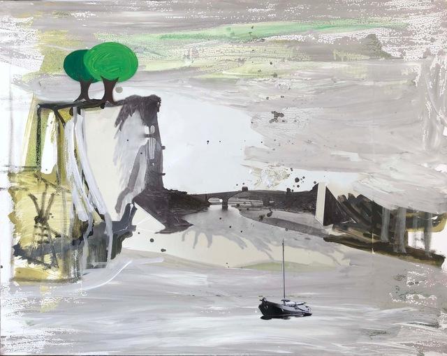 , 'Puente del diablo,' 2017, Moisés Pérez De Albéniz