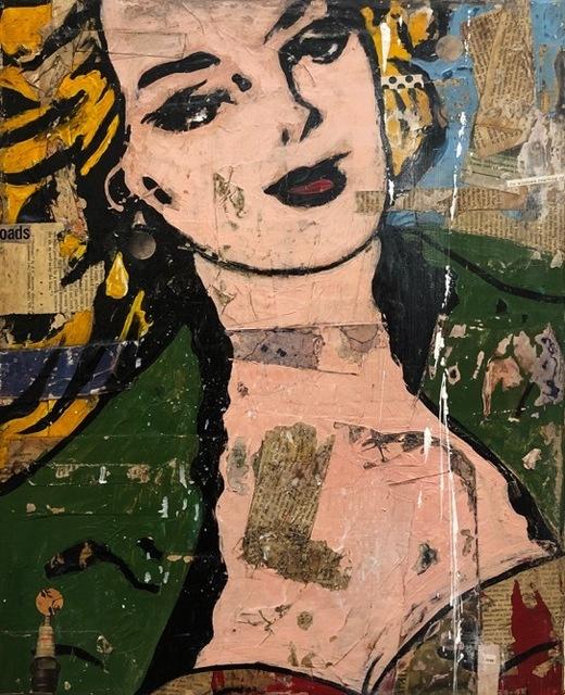 , 'Love,' 2020, JoAnne Artman Gallery