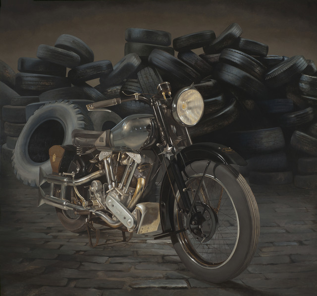 , 'Brough Superior,' , RJD Gallery