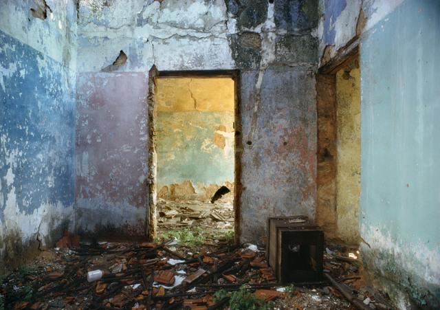 , ' Hotel Marika. Lebanon, Beirut.,' 1991, Magnum Photos