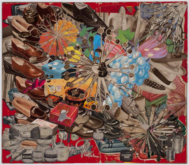, 'Ball of Yarn,' 2016, TAI Modern