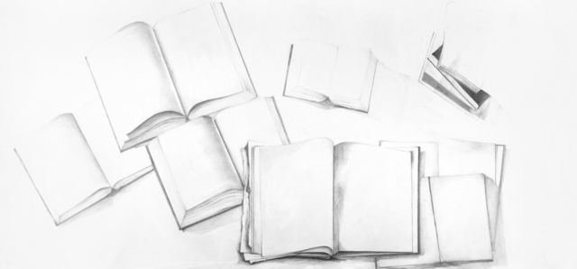 , 'The Empty Holy Books,' 2017, Gowen Contemporary